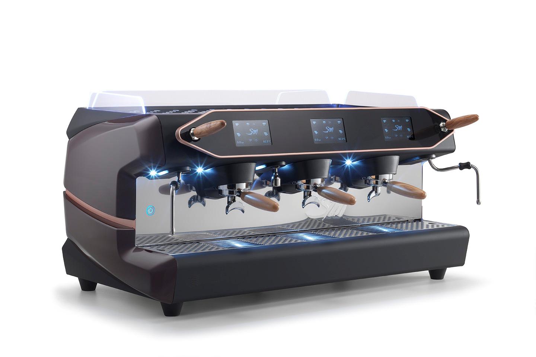 CENTENARIO - nový kávovar ke 100. výročí LSM