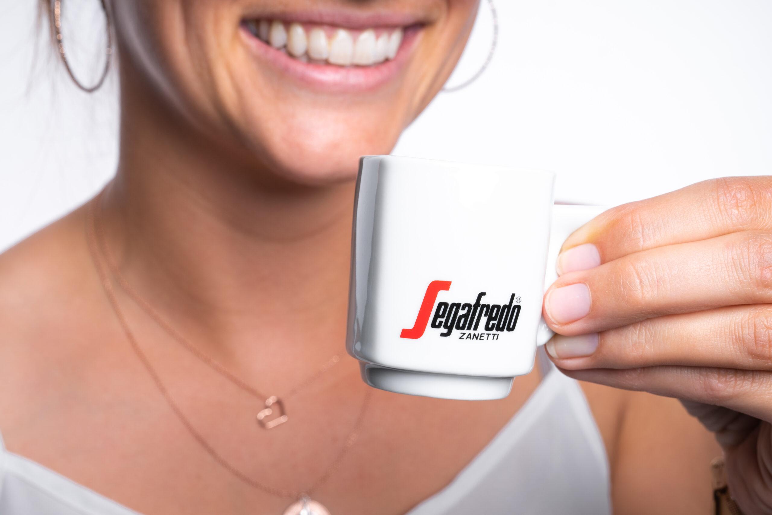 Pití kávy - espresso