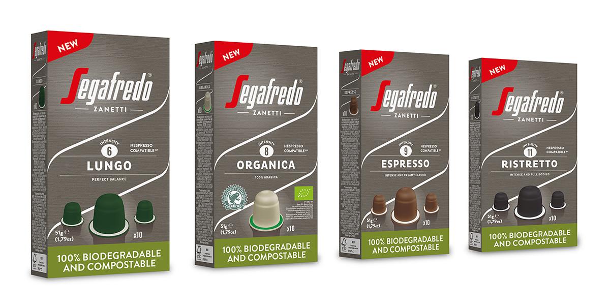 Nový design kapslí do kávovarů Nespresso*